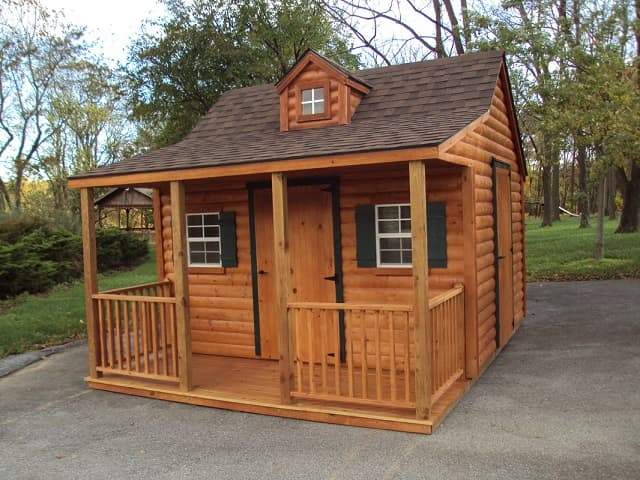 Pa Play Houses Kids Amish Custom Structures Lehigh