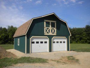 Garages and Custom sheds Alpha Borough, NJ