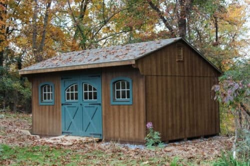 Amish Quaker Shed