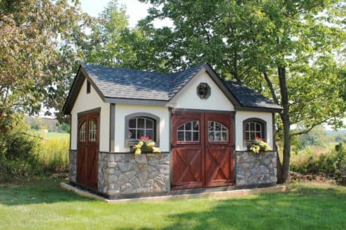 Victorian Shed in Quakertown
